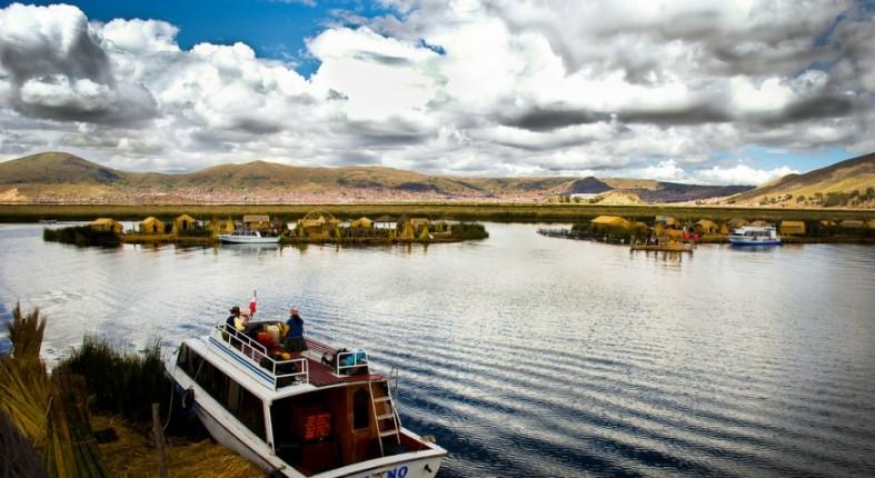 lago titicaca peru-bolibia