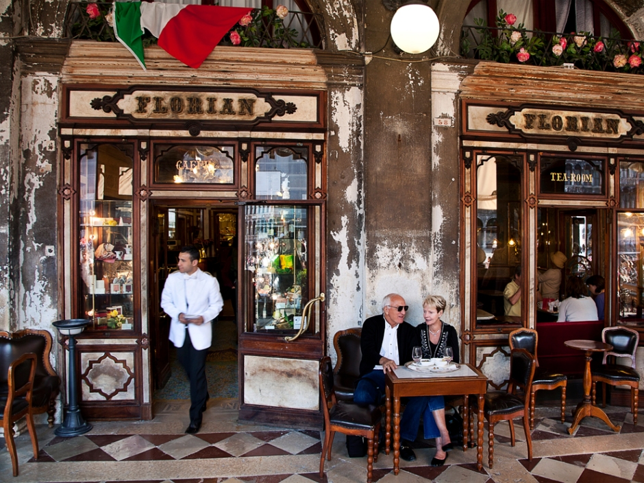 Italy / Coffeehouses