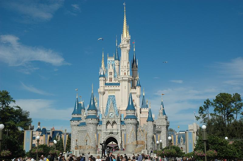 Cinderella-Castle-in-Magic-Kingdom