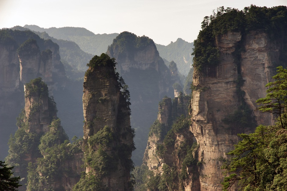 Zhangjiajie-National-Forest-Park-China-5