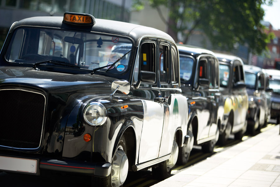taxi-londres