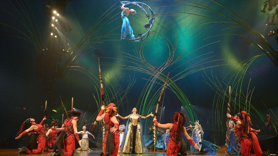 Cirque Du Solei
