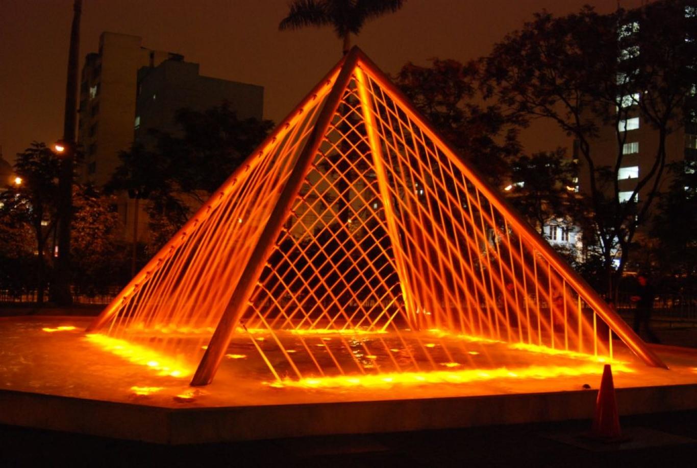 Circuito Magico Del Agua : Lima relanza su espectáculo u ccircuito mágico del agua