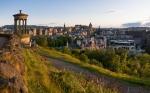 Edinburgh from Calton Hill-1